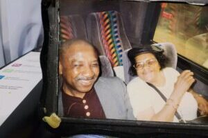 Grandpa and Grandma back in the day