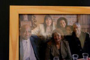 Lonzo Family Photo