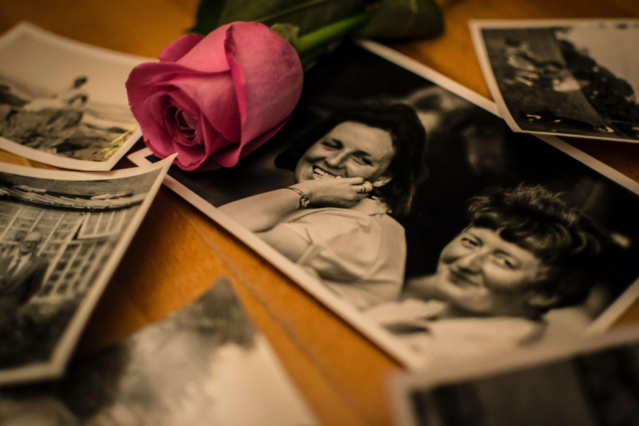Create a memorial tribute video